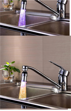 Load image into Gallery viewer, Color Change Faucet Sink