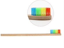 Load image into Gallery viewer, Soft Bamboo Toothbrush (3pcs)