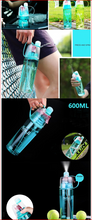 Load image into Gallery viewer, Sports Water Spray Bottle