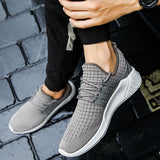 New Spring Men Mesh Shoes