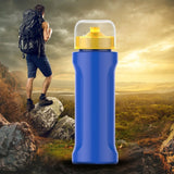 Outdoor Drinking Water Filtration Device