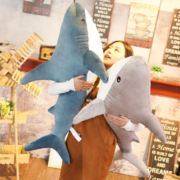 Funny Soft Shark Plush Toy