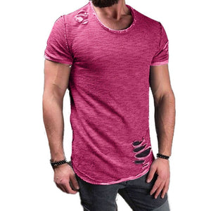 Fashion Summer Men's T Shirts