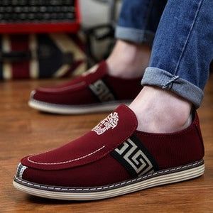 EMBROIDERED S1 BURGUNDY