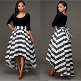 MAXI TOP AND SKIRT