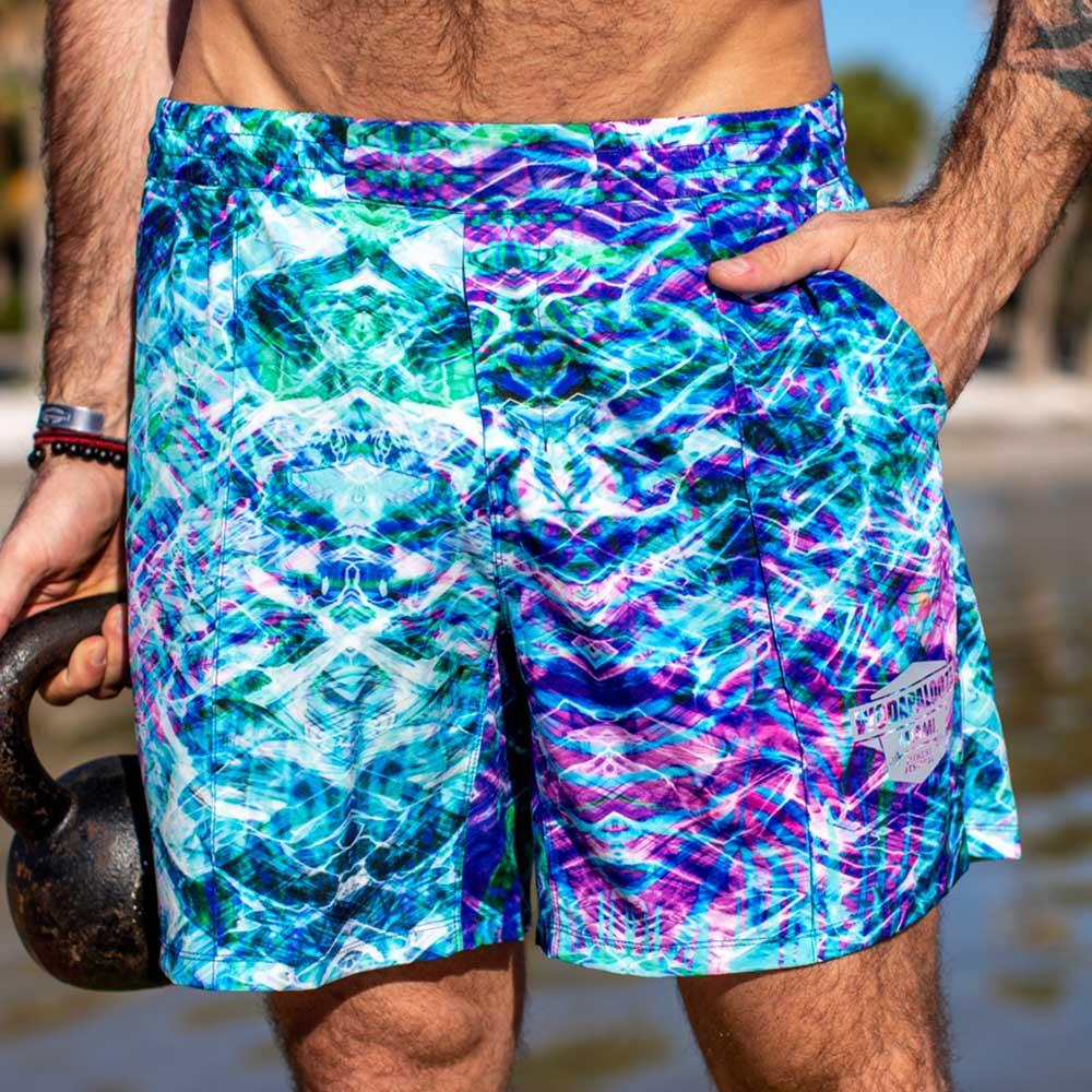 Training Shorts (Fluorescent Reflection - WZA Edition)