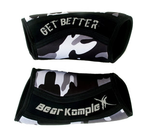 Knee Sleeves - Black Camo