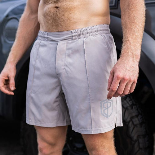 Training Shorts (Cool Grey)