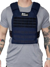 Load image into Gallery viewer, Bear KompleX Training Plate Carrier Vest (Navy Blue)