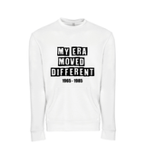 My Era Moved Different Front Pocket Sweatshirt (Unisex)