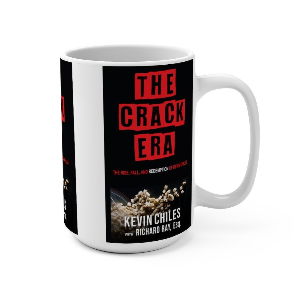 The Crack Era Mug 15oz
