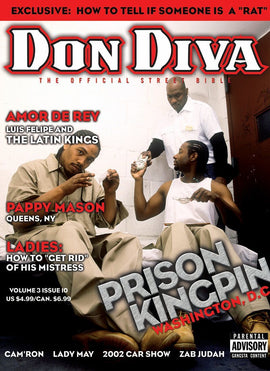 Don Diva Issue 10 (Digital Only)