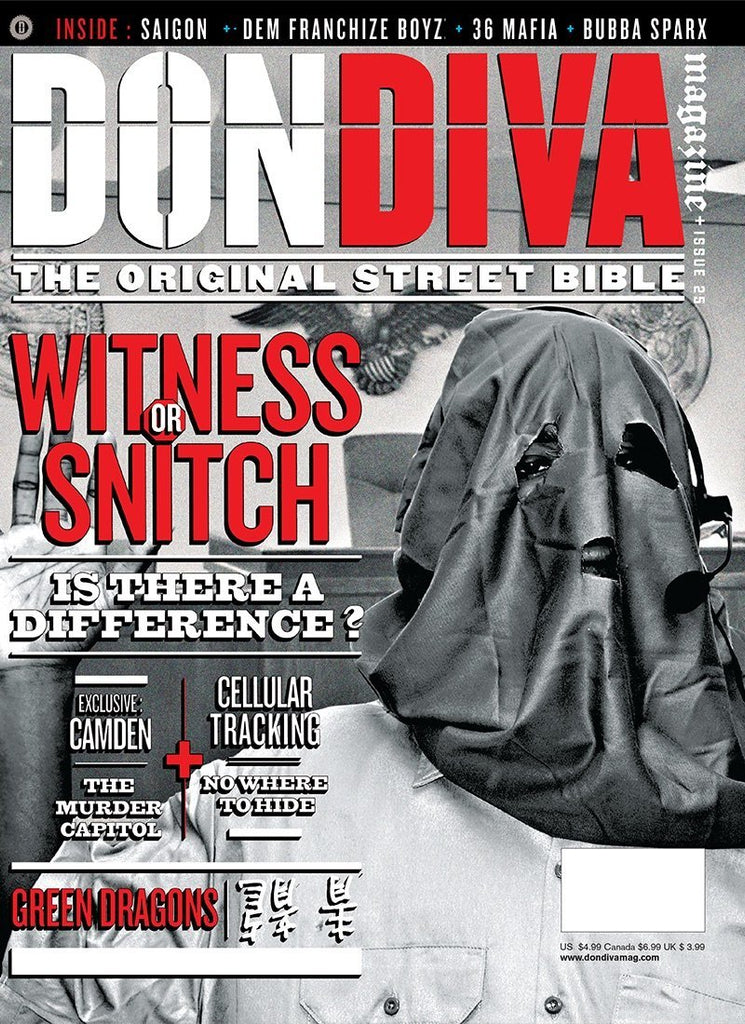 DDM Issue 25 (FOR INMATES ONLY)