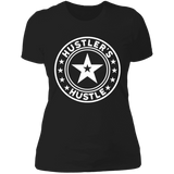 Hustler's Hustle Ladies  Graphic T-Shirt