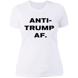 ANTI - Trump Ladies Tee