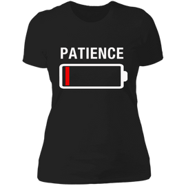 Patience Ladies T-Shirt