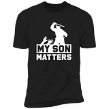 My Son Matters Graphic T-Shirt