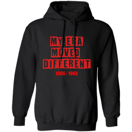 My Era Moved Different Unisex Hoodie