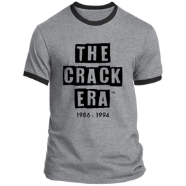 The Crack Era Ringer T-Shirt