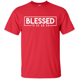 Don Diva T-Shirt - Blessed to be an OG