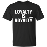Don Diva T-Shirt - Loyalty is Royalty