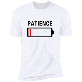 No Patience T-Shirt