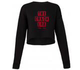 The Crack Era Women's Cropped Sweatshirt