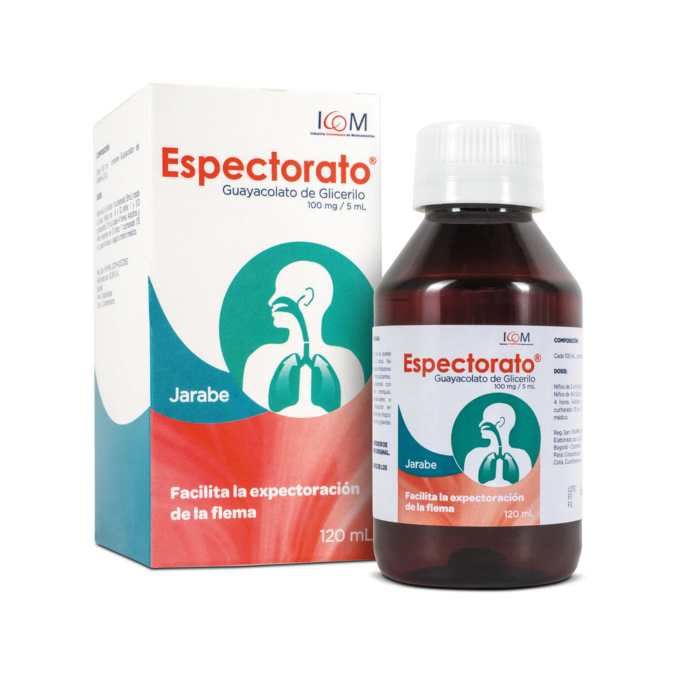 Espectorato Jarabe 120 mL