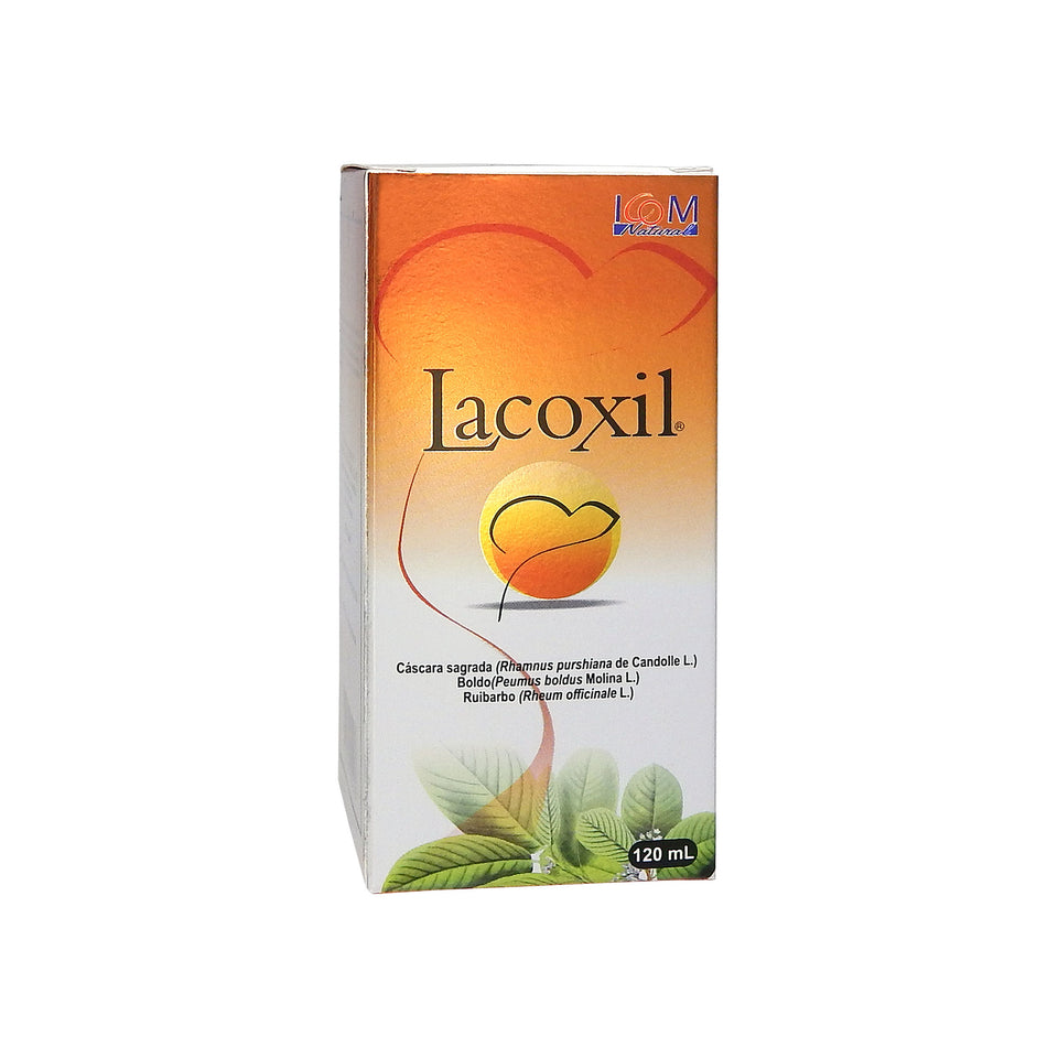 Lacoxil Jarabe 120 mL