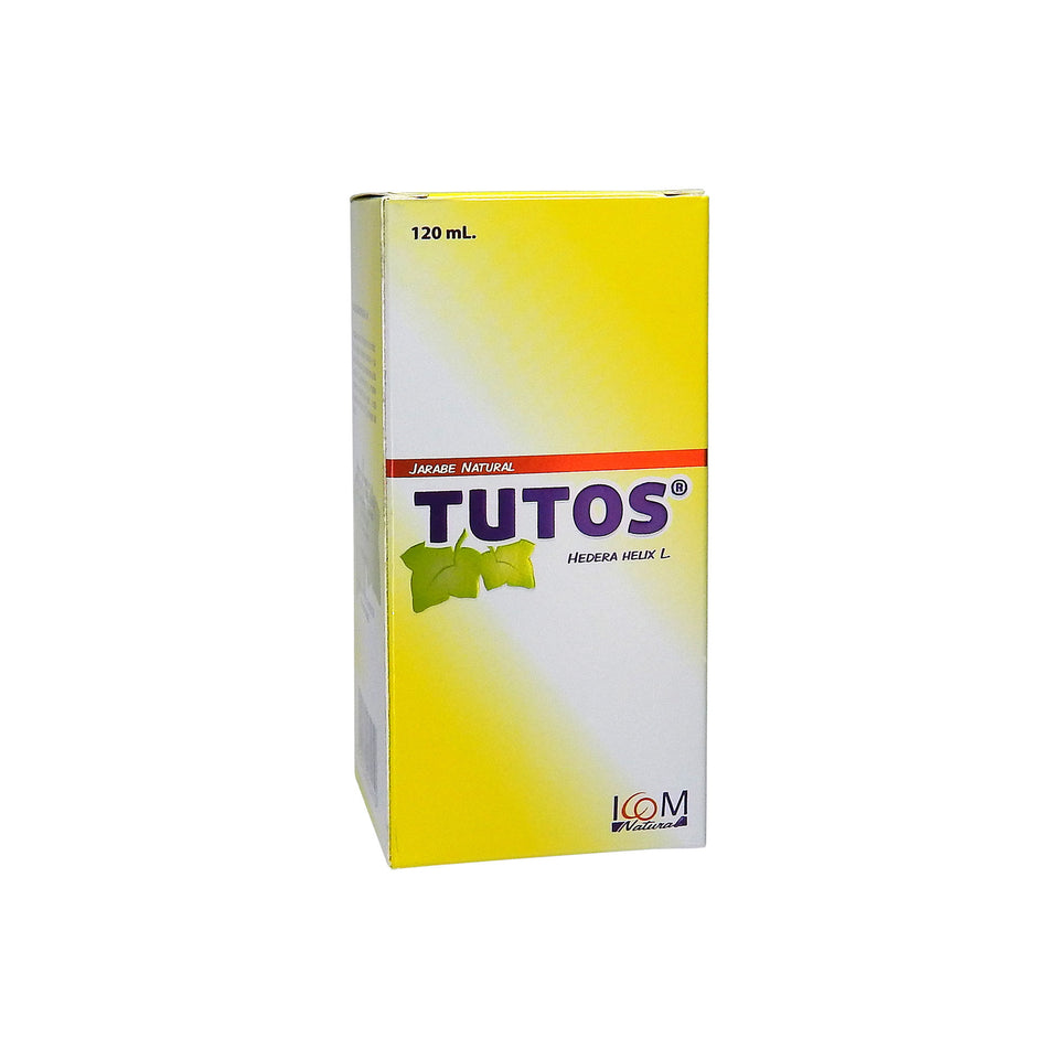 Tutos Jarabe 120 mL