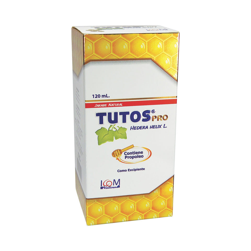 Tutos Pro Jarabe 120 mL