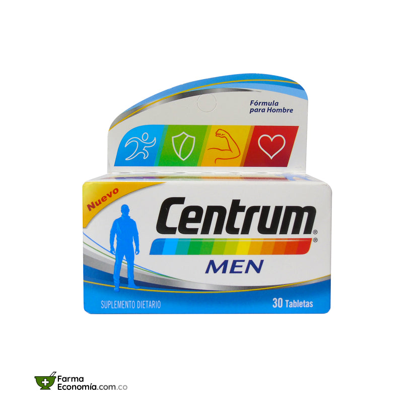 Centrum Men x 30 Tabletas Pfizer