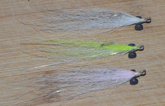 Small Clouser Deep Minnow #2
