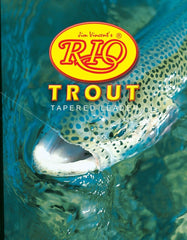 Rio Trout Powerflex Leader- 3 Pack