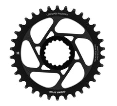 Leonardi Gecko Capo Hollogram Spiderless Chainring 1102