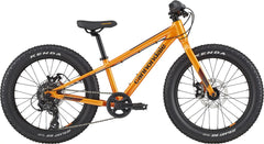 "Cannondale Kids Cujo bike 20"" wheel - Crush Orange C56400U"