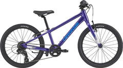 "Cannondale Kids Quick bike 20"" wheel - Ultra Violet C51200F"