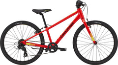 "Cannondale Kids Quick bike 24"" wheel - Acid Red C51100M"