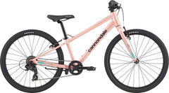 "Cannondale Kids Quick bike 24"" wheel - Sherpa Pink C51100F"