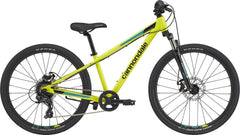 "Cannondale Kids Trail bike 24"" wheel - Nuclear Yellow C51150F"