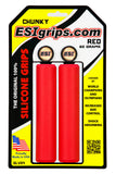ESI Bar Grips MTB Chunky Silicone One Size