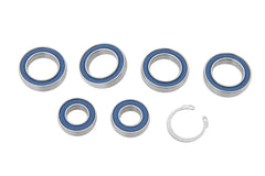 Cannondale Pivot Bearings Kit - Scalpel 29er With Circlips KP209
