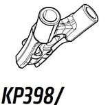 Cannondale Evo 2 DownTube Guide KP398