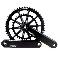Cannondale Hollowgram SiSL2 Cranksets - Compact Chainrings 50/34