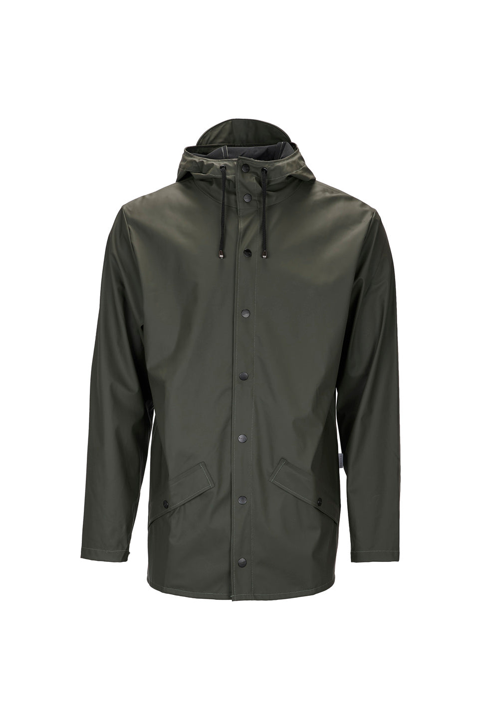 Short Jacket - Khaki Green