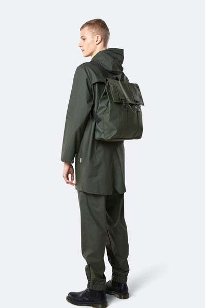 MSN Backpack Bag - Green