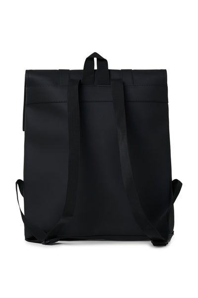 MSN Backpack Mini Bag - Black