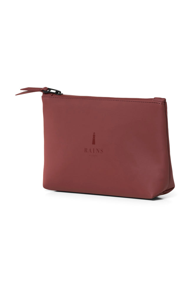 Cosmetic Bag - Maroon