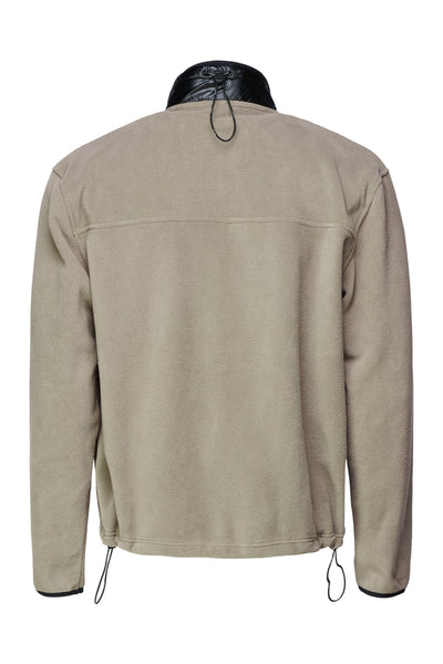 Fleece Jacket - Taupe