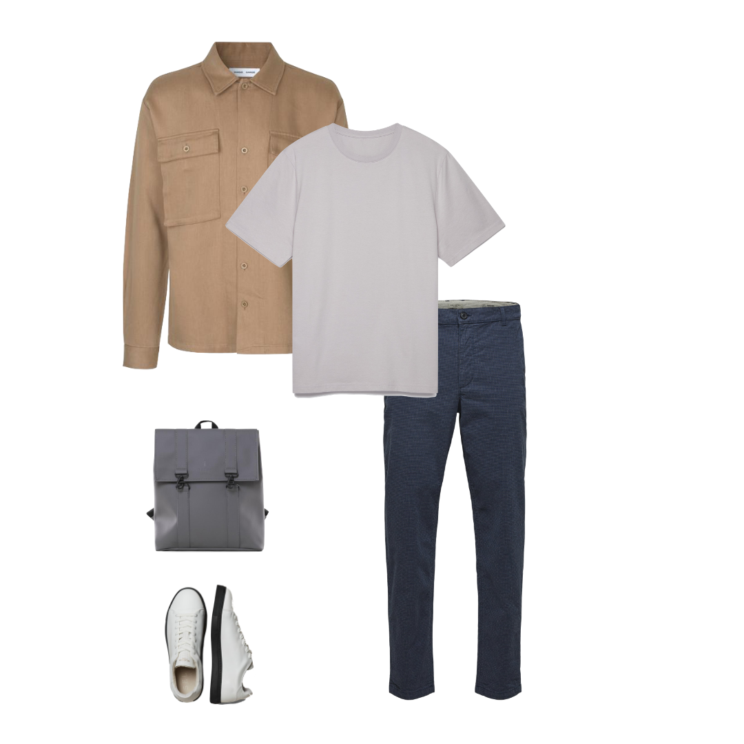 SHOP THE MENSWEAR LOOK